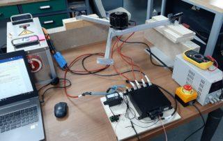 mécatronique commande moteur